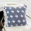 Chambray Texas Pillow