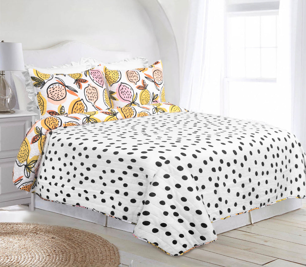 Charlie Lemons Super Soft Quilt Set