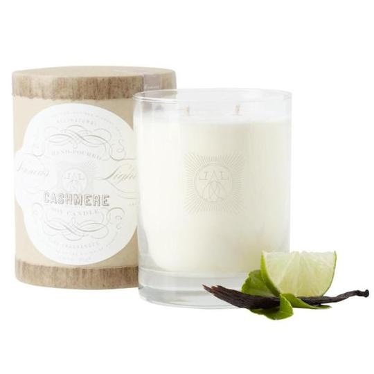 Cashmere, 2-wick Candle - Linnea's Lights