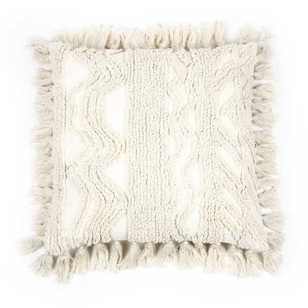 Dax Pillow Cover Ivory