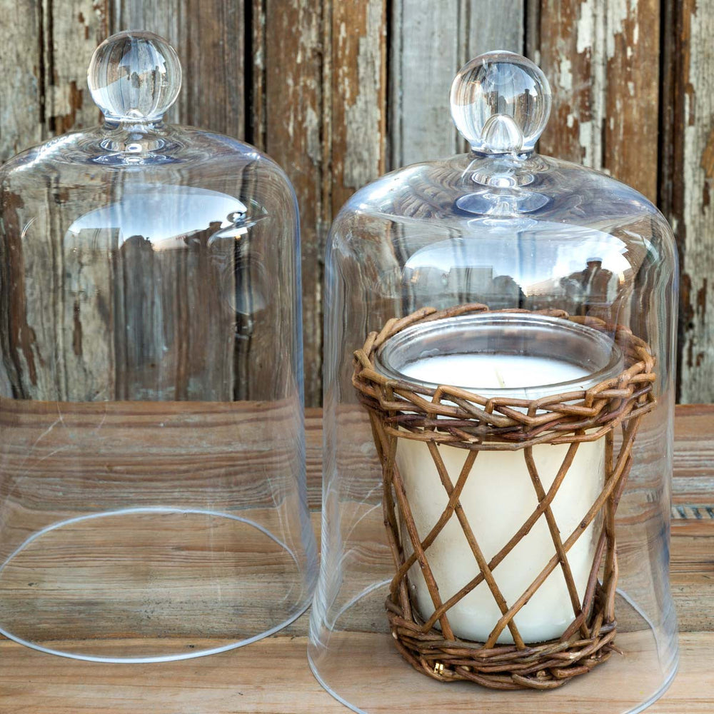 Candle Cover Bell Jar