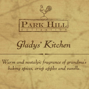 Gladys' Kitchen Willow Candle - Park Hill