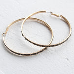 Hoop Earrings - Story by Davinci