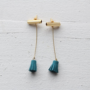 Khloe Tassel Earrings