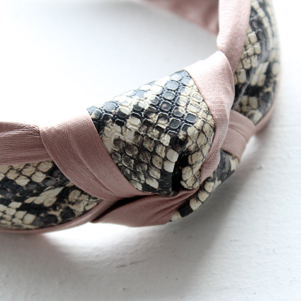 Corin Knotted Headband