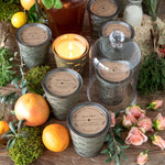 Citrus Grove, Olive Bucket Candle - Park Hill