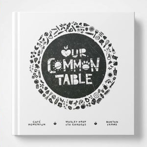 'Our Common Table' Cookbook