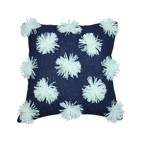Pipper Navy Pillow Cover
