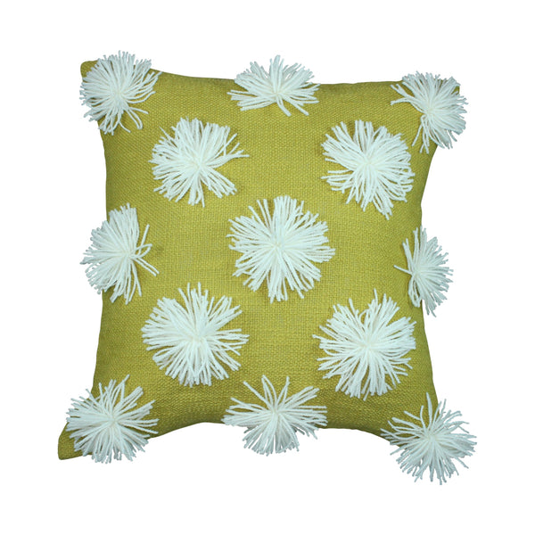 Pipper Mustard Pillow Cover