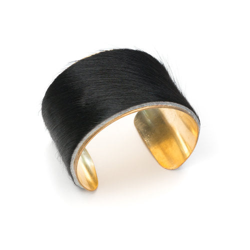 Parker and Hyde- Black Cuff