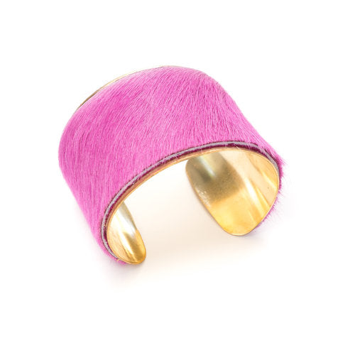 Parker and Hyde- Pink Cuff