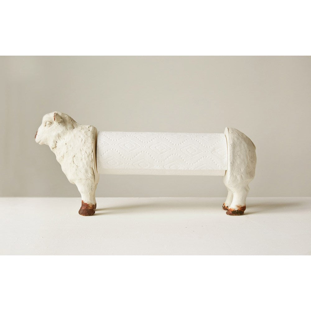 Sheep Paper Towel Holder