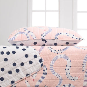 Snedell Snake Super Soft Quilt Set