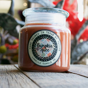 Bumpkin Spice Love Candle - Lubella Candle Co.