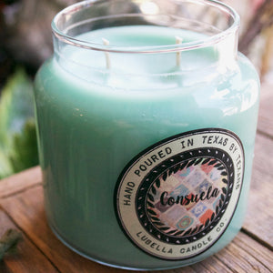 Consuela Candle - Lubella Candle Co.