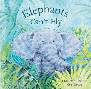 Elephants Can't Fly Book