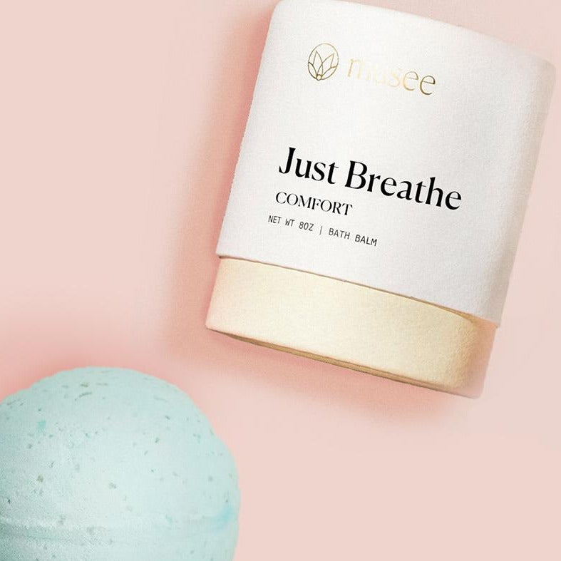 'Just Breathe' Bath Balm