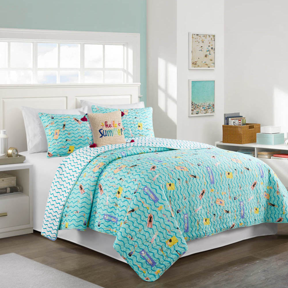 Make A Splash Quilt Set