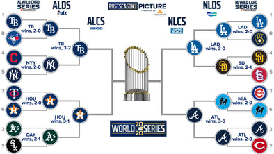 ALCS & NLCS Have Been Set Here Is a Preview