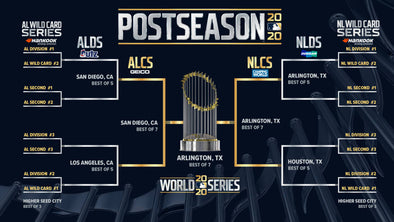 MLB announces 2020 postseason schedule