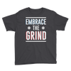 Embrace The Grind Boy's T-Shirt
