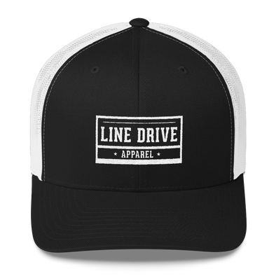 Line Drive Apparel Trucker Cap