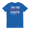 I'm The Baseball Coach AKA Dad Men's T-Shirt