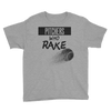 Pitchers Who Rake Youth Short Sleeve T-Shirt