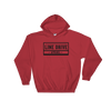 Line Drive Apparel Hooded Sweatshirt