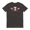 Strikeout Looking With Backwards K  Short-Sleeve Men's T-Shirt