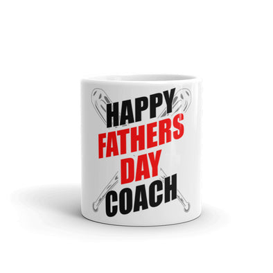 Happy Fathers Day Coach Coffee Mug
