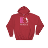 Be Fearless Fastpitch Softball Hooded Sweatshirt