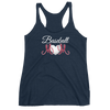 Baseball Mom Women's Racerback Tank