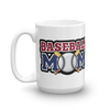 Baseball Mom Coffee Mug