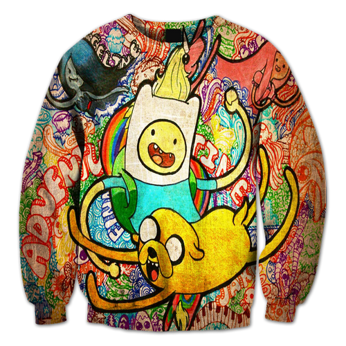 Adventure Time V1 Crewneck