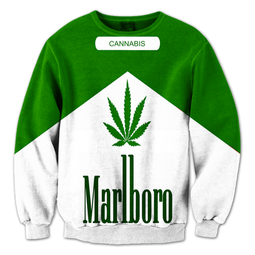 Cannabis Crewneck
