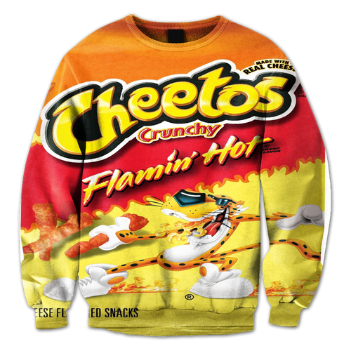 Cheetos Crewneck