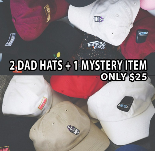 Mystery Dad Hats Special!