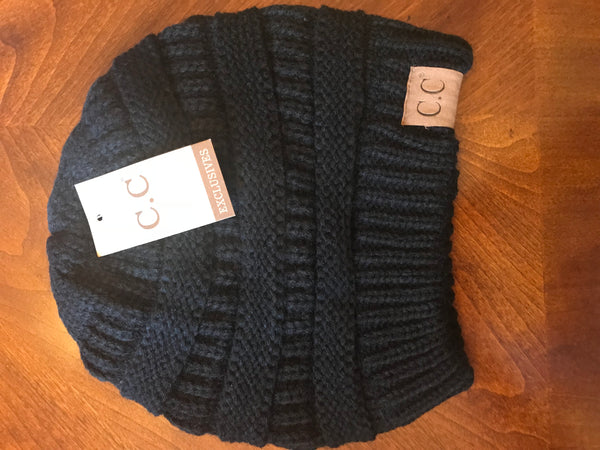 CC beanie and gloves