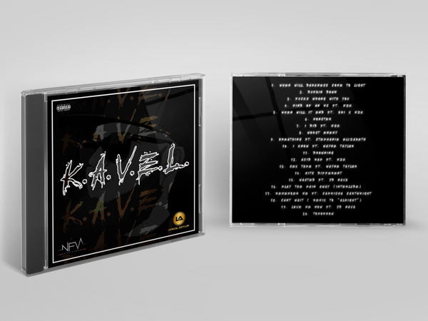 K.A.V.E.L. the Deluxe Album (digital download)