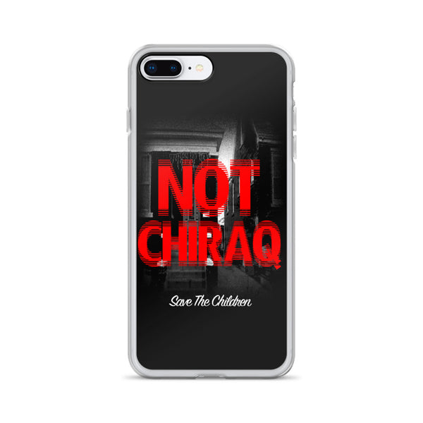 #NOTChiraq iPhone Case