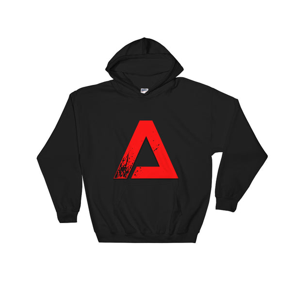 """POWER"" Hooded Sweatshirt"
