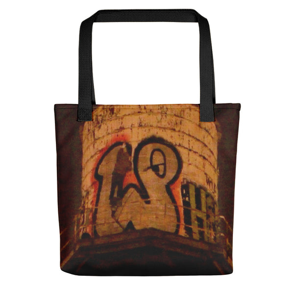 """Reaching Higher"" Spray Can Tote Bag"