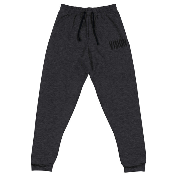 VISION Embroidered Unisex Joggers