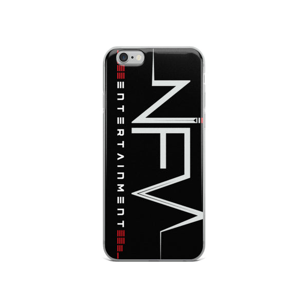 """NFV Entertainment"" iPhone Case"