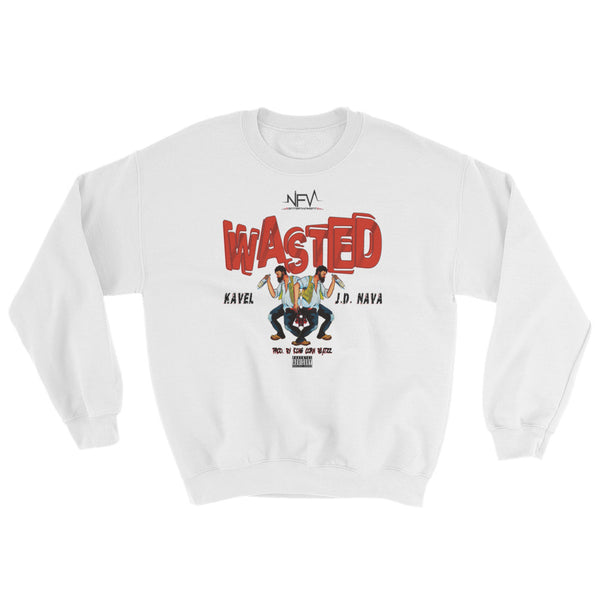 """WASTED"" Sweatshirt"