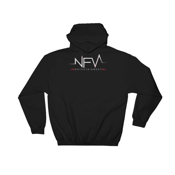 """FYVNFV"" Hooded Sweatshirt"
