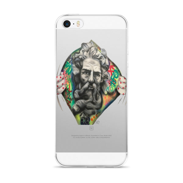 """Graff God"" iPhone Case"