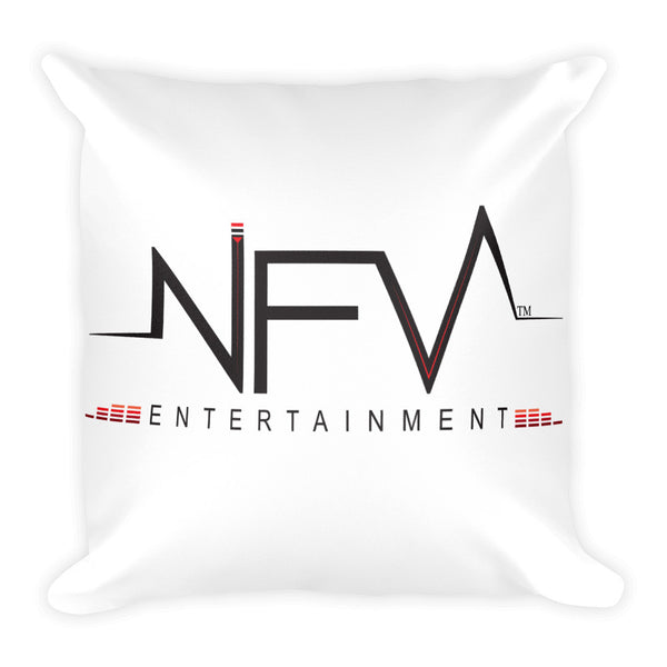 """iLLEagle"" by J.D. NAVA ALBUM ART Square Pillow"