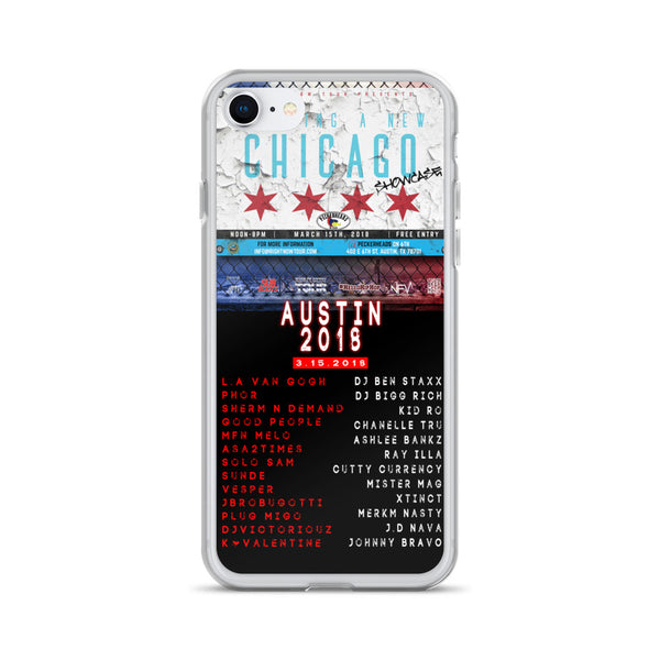 """Building A New Chicago Showcase Lineup"" iPhone Case"